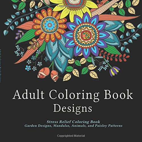 Adult Coloring Book Designs – Color Passions